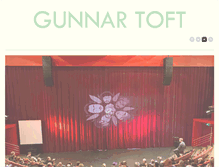 Tablet Preview of gunnartoft.no